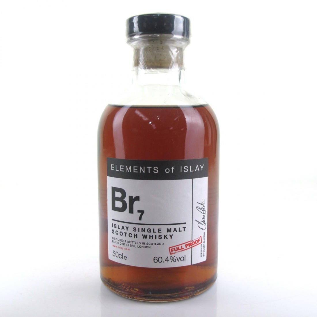 Bruichladdich Br7 Elements of Islay