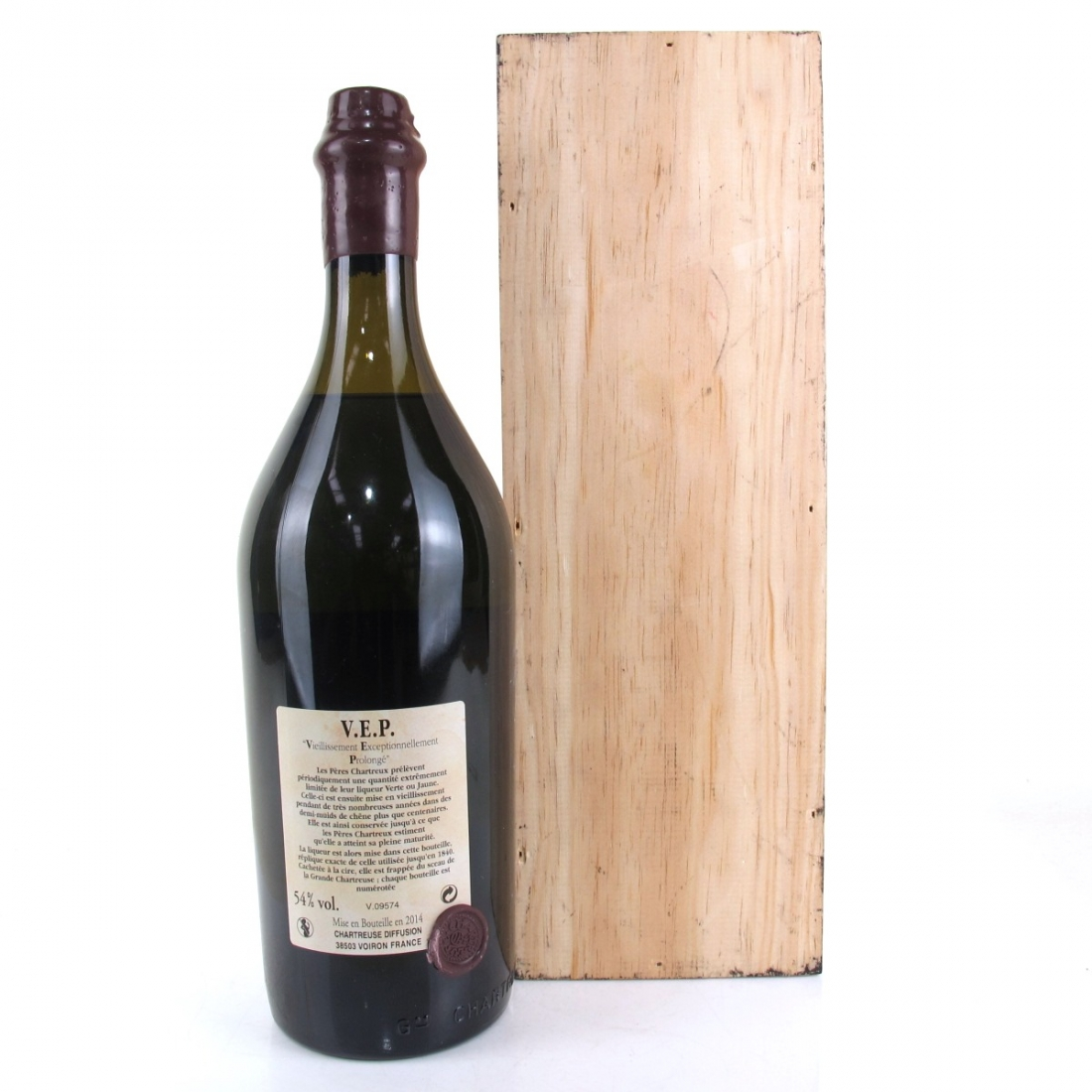 Chartreuse VEP 2014 Release 1 Litre