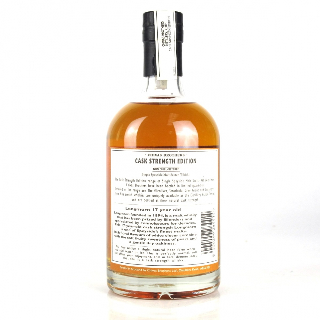 Longmorn 1987 Cask Strength 17 Year Old Batch #003