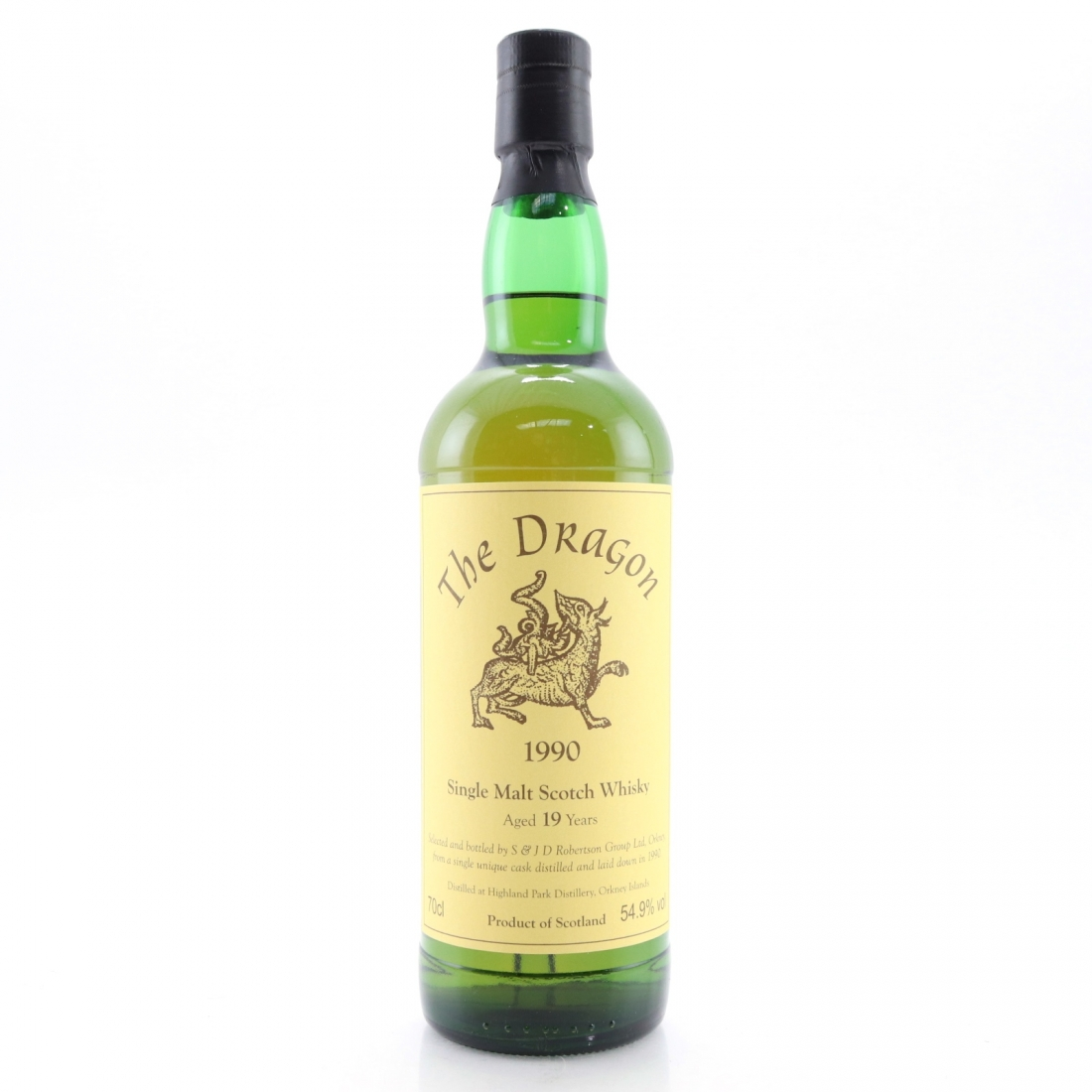 Highland Park 1990 The Dragon 19 Year Old #900001