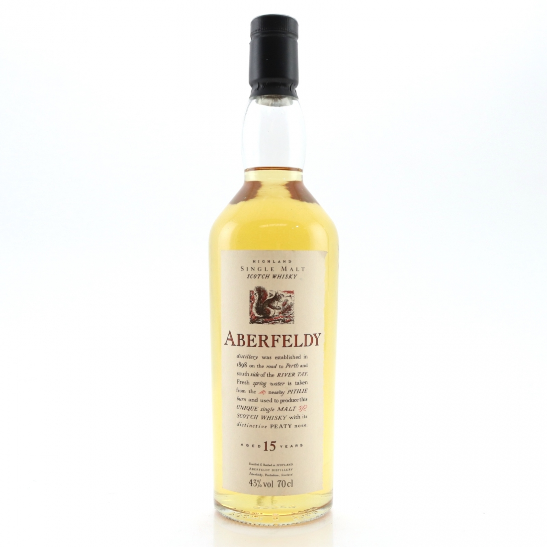 Aberfeldy 15 Year Old Flora and Fauna