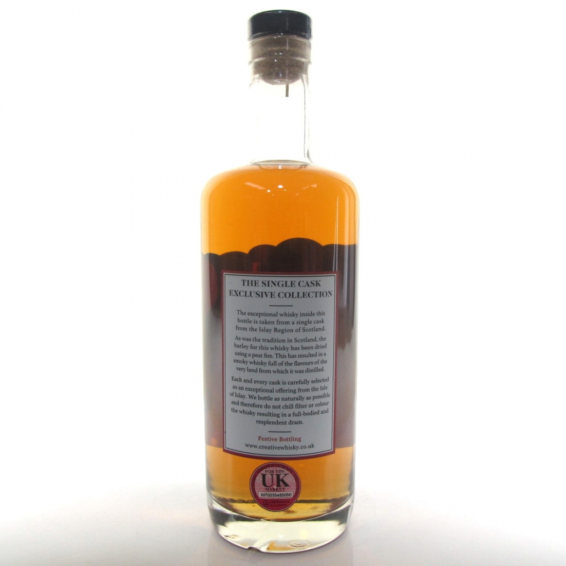 Islay Creative Whisky Co Single Cask / Bunnahabhain