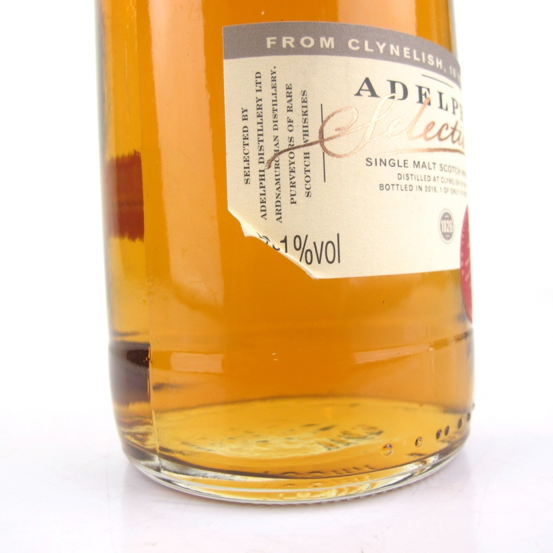 Clynelish 1996 Adelphi 19 Year Old