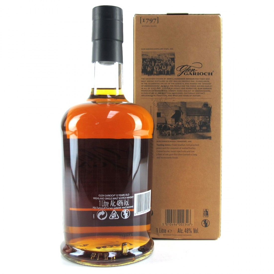 Glen Garioch 12 Year Old 1 Litre