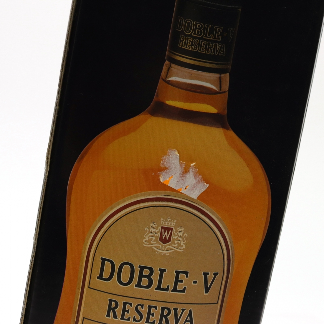 Hiram Walker Doble V Reserva