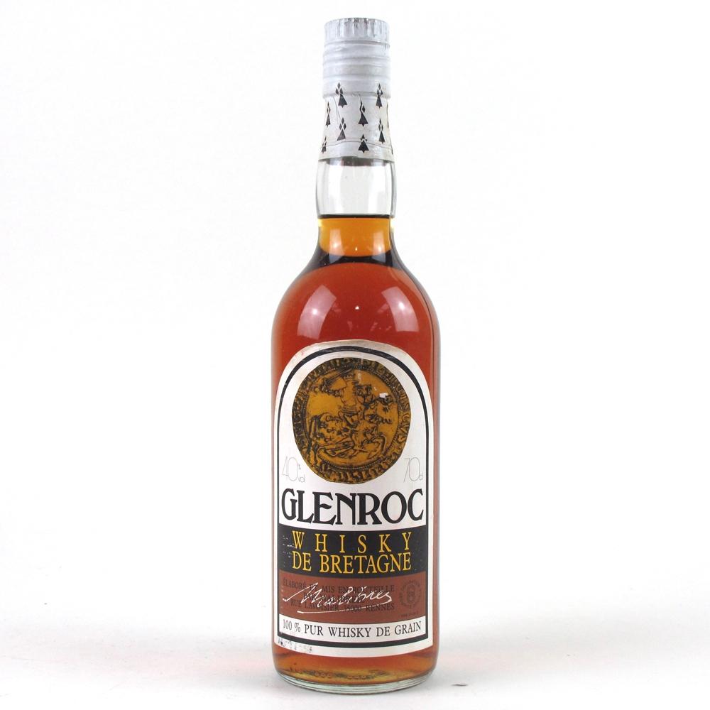Glenroc Whisky de Bretagne