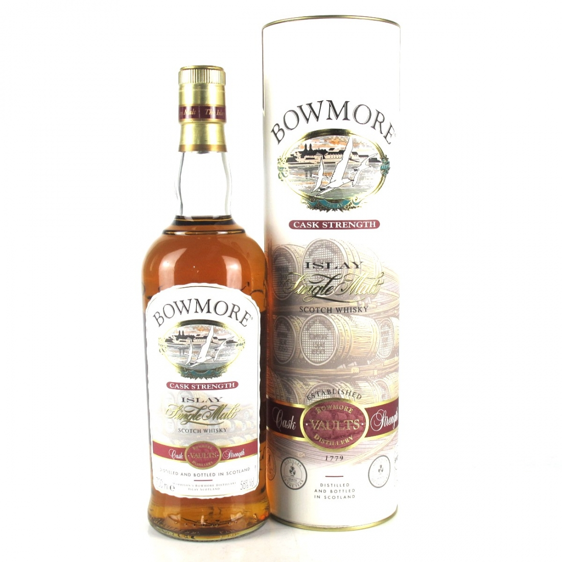Bowmore Cask Strength