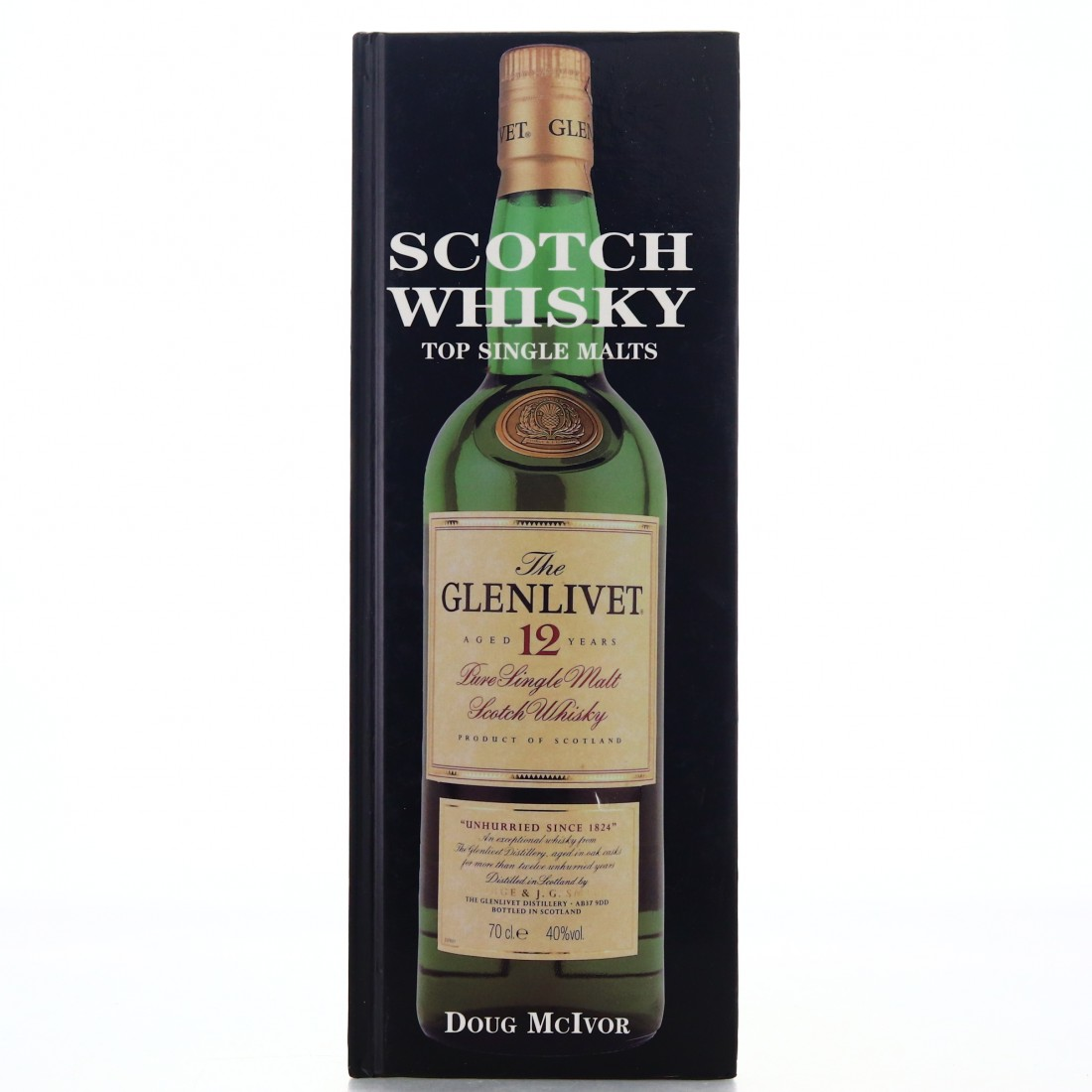 Scotch Whisky Top Single Malts Book