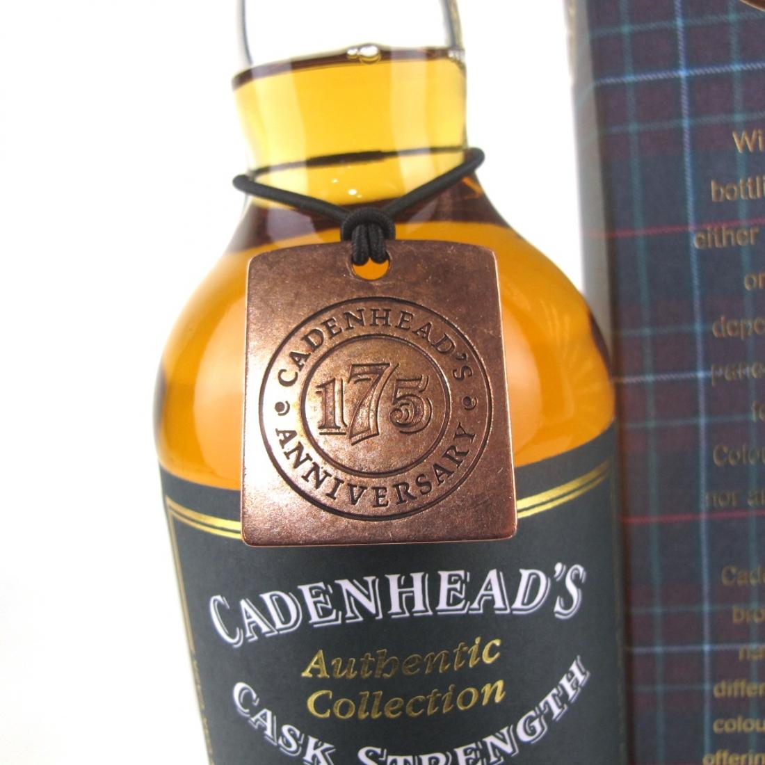 Tormore 1984 Cadenhead's 33 Year Old