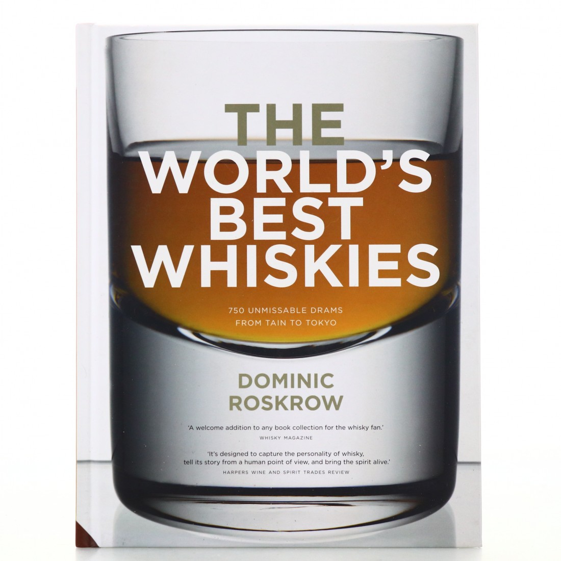 The World's Best Whiskies Book