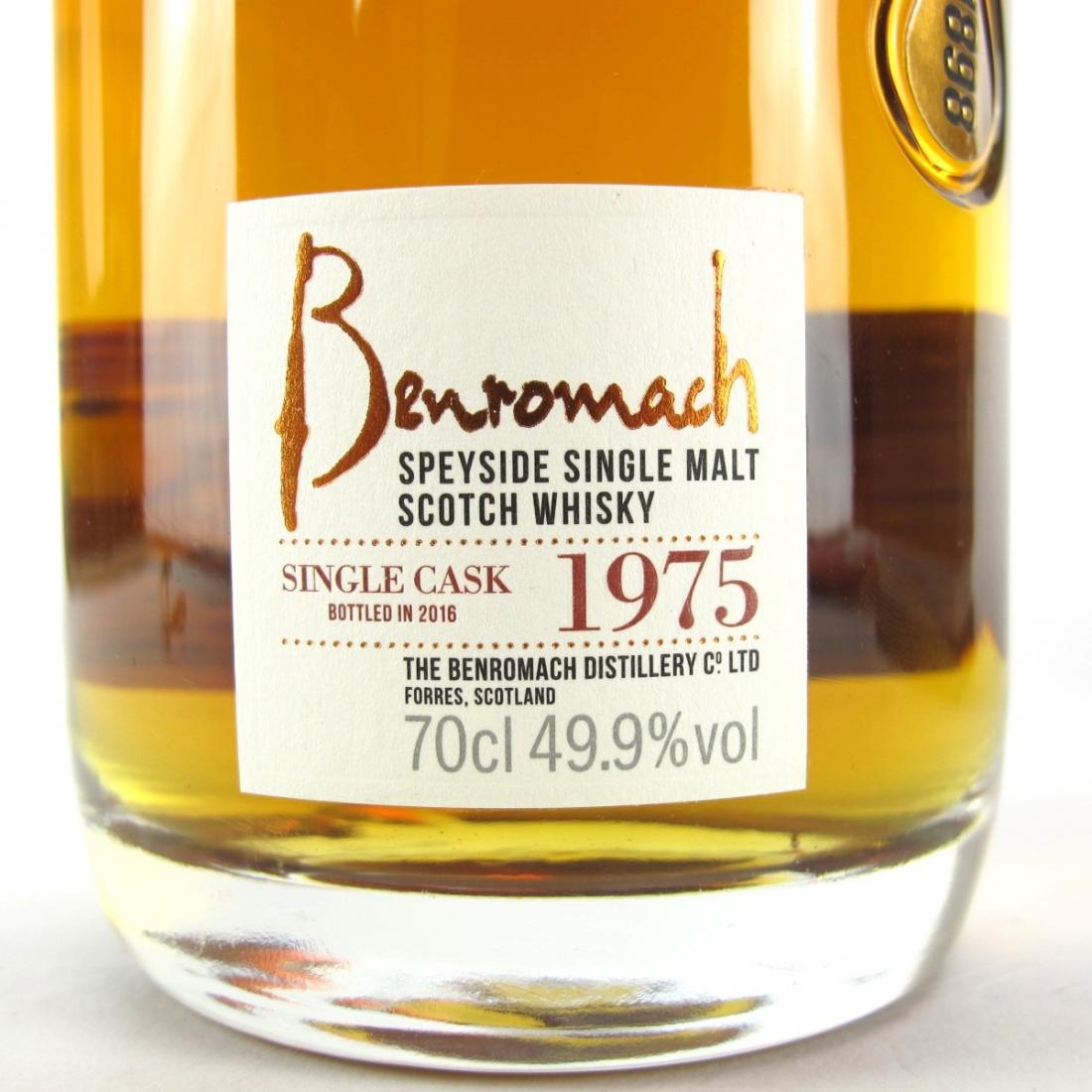 Benromach 1975 Single Cask #3434