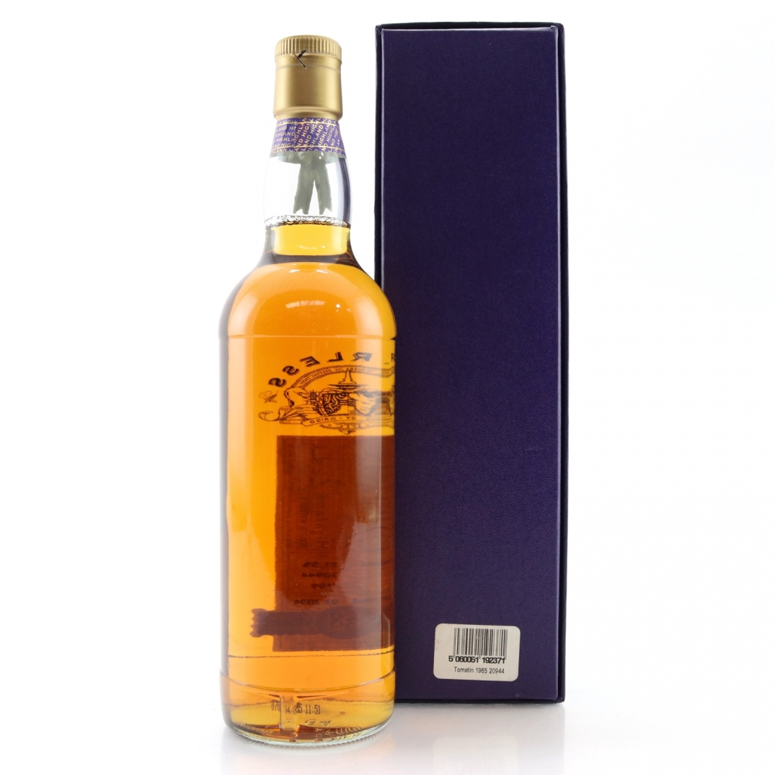 Tomatin 2004 Duncan Taylor 38 Year Old
