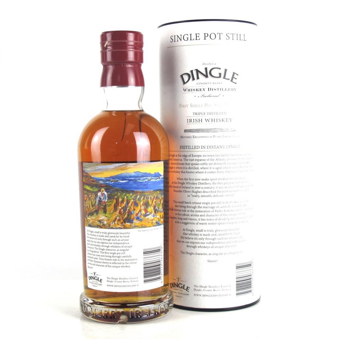 Dingle Pot Still Irish Whiskey / PX Sherry Cask