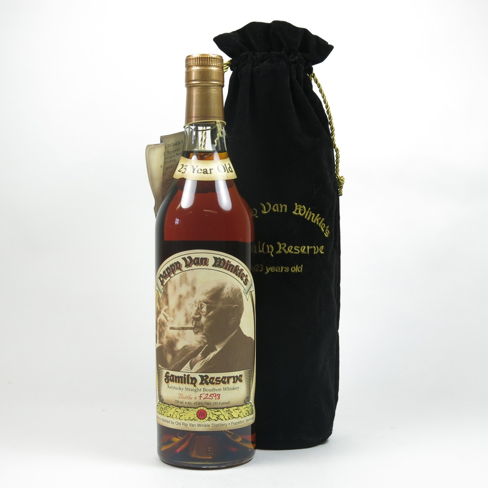 Pappy Van Winkle Family Reserve 23 Year Old Front