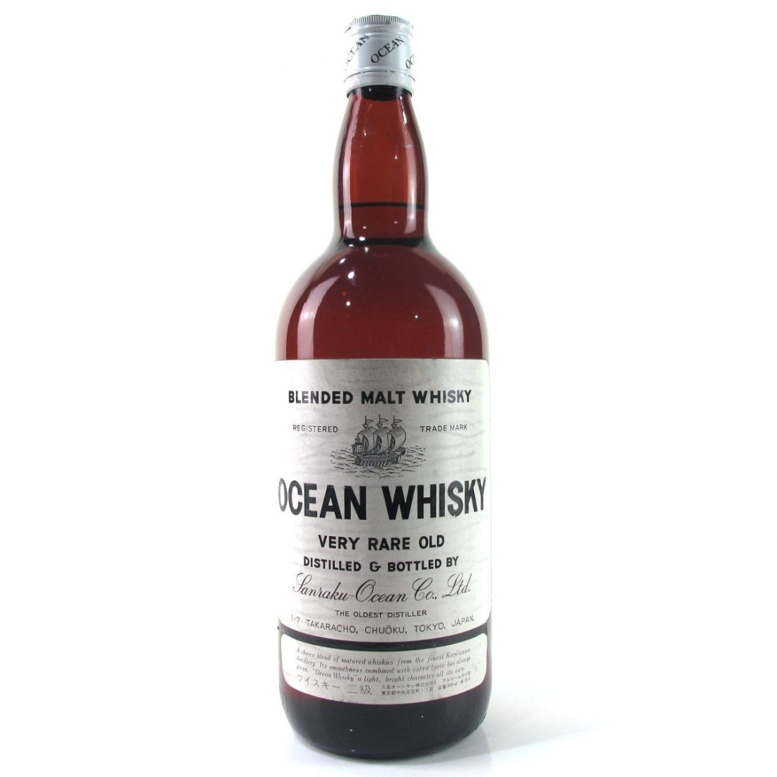 Ocean Whisky Very Rare Old Blend 1.8 Litre / Karuizawa