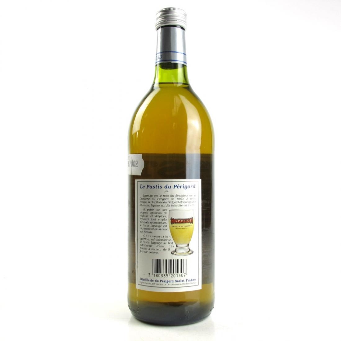 Perigord Pastis 1 litre