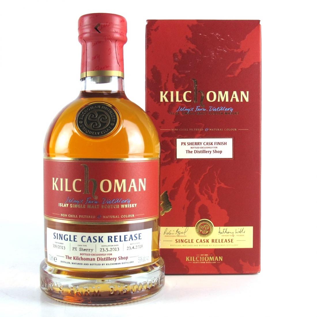 Kilchoman 2013 Single Cask #339 / Distillery Exclusive