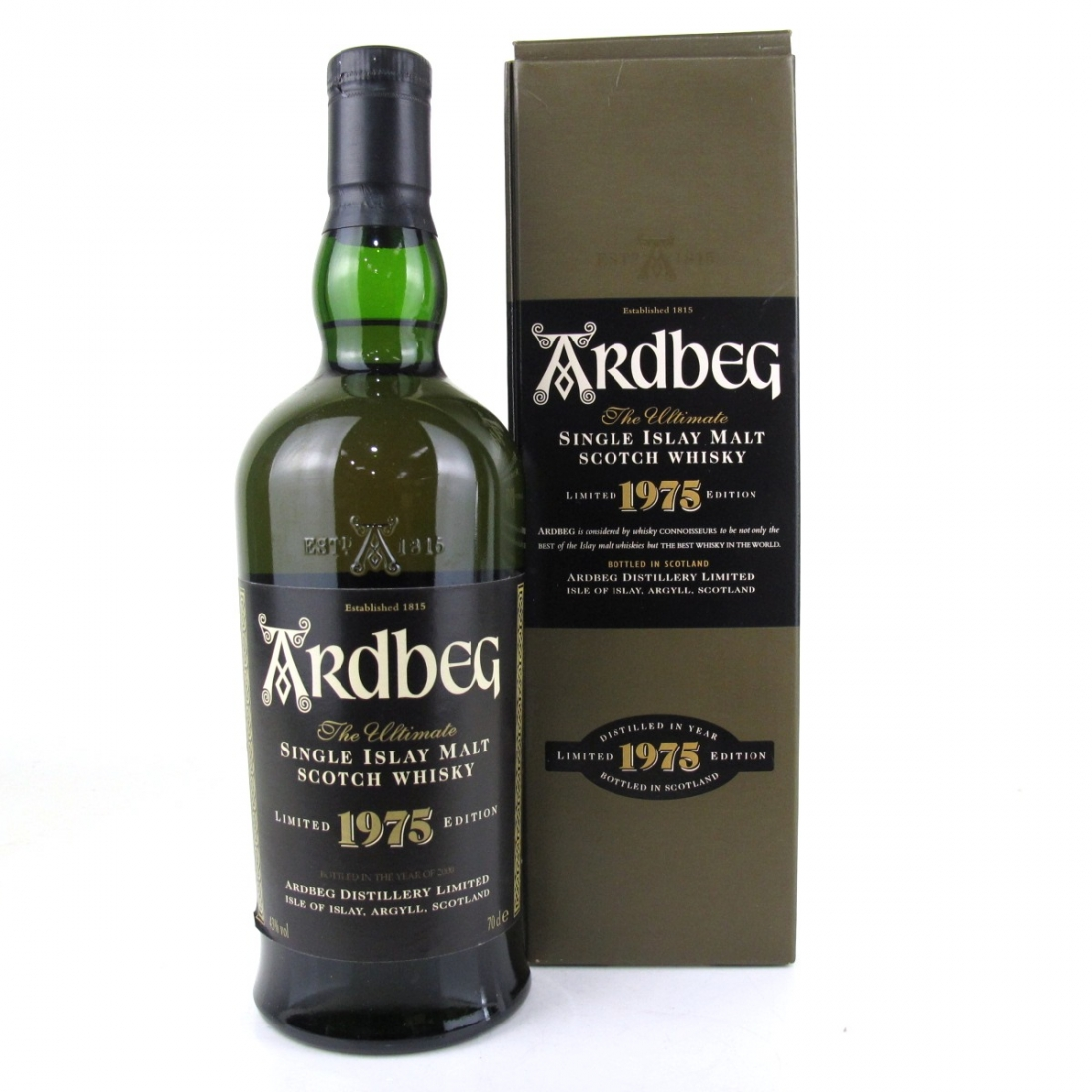 Ardbeg 1975 Bottled 2000
