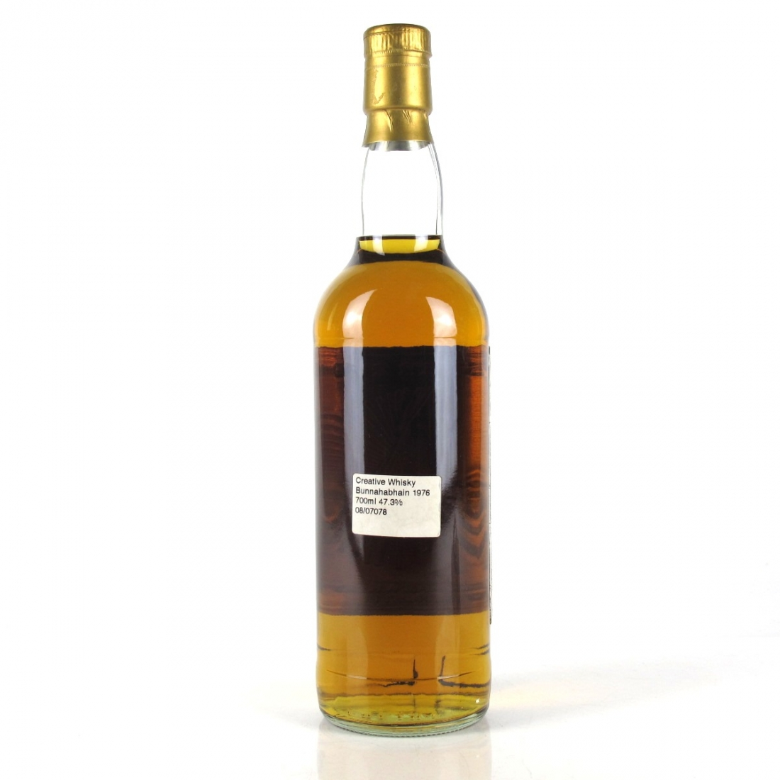 Bunnahabhain 1976 Creative Whisky Co 31 Year Old / WWW Falster 2008