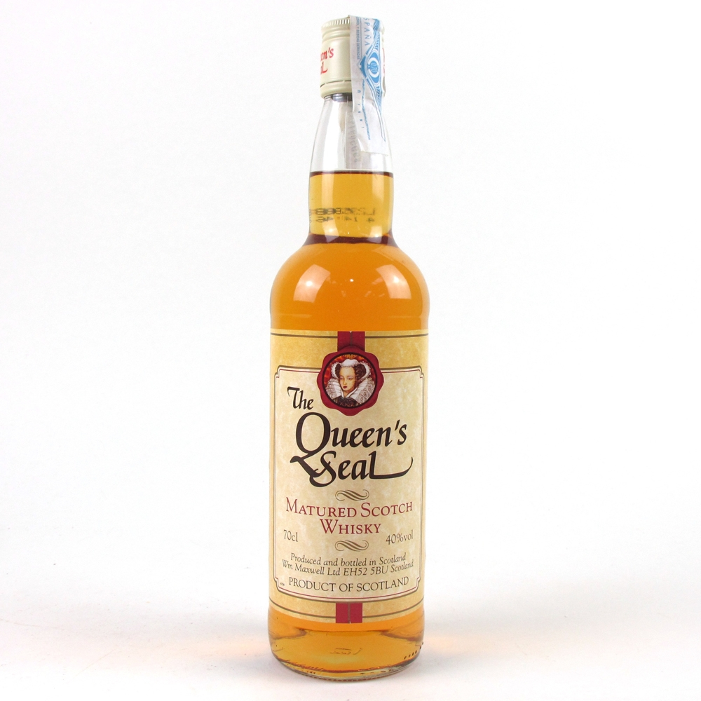 Queen Seal Scotch Whisky