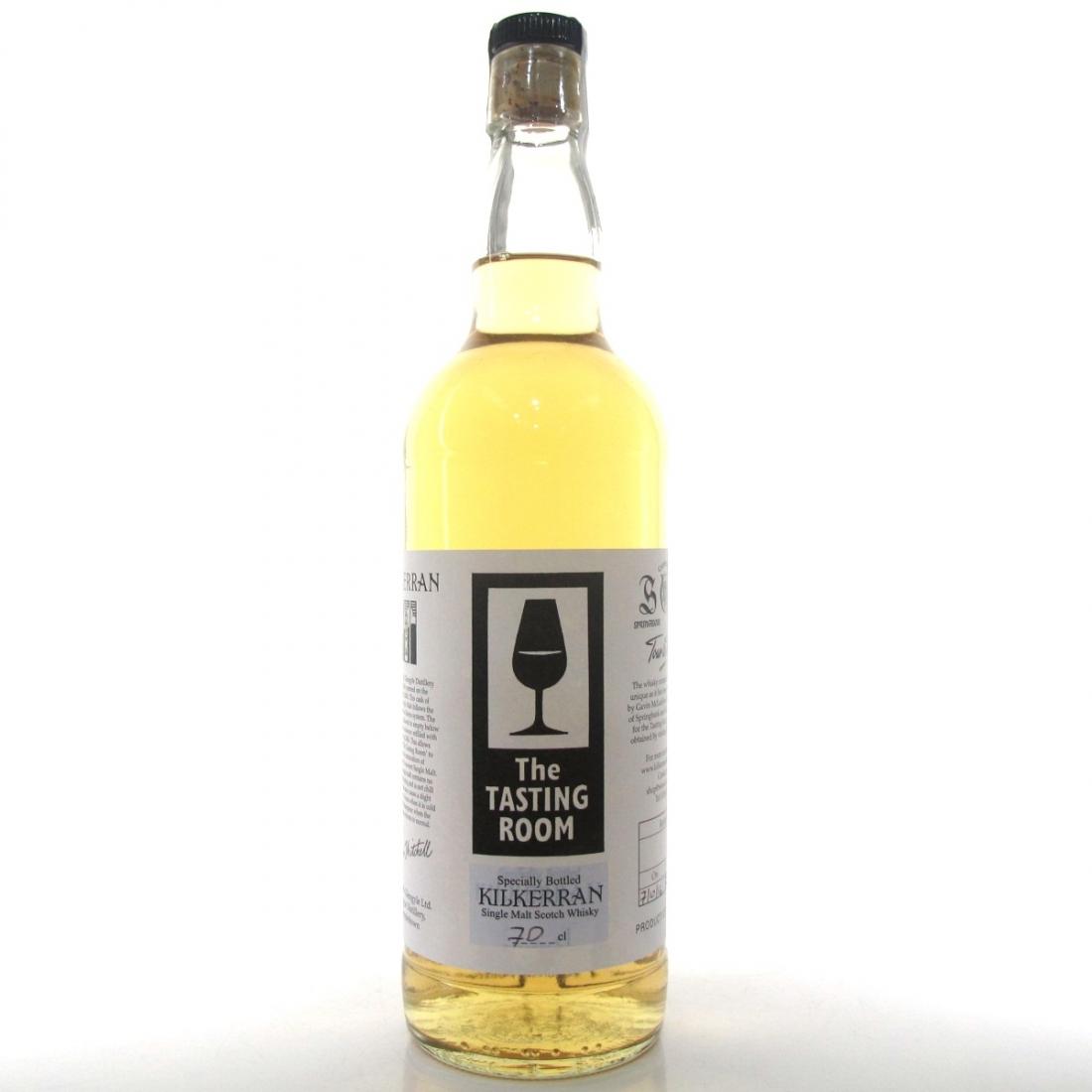 Kilkerran The Tasting Room Bottled 2016