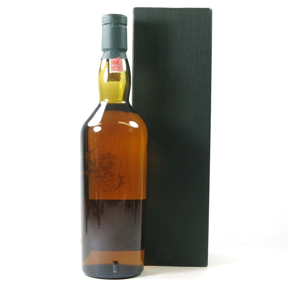 Lagavulin 25 Year Old 2002 Release