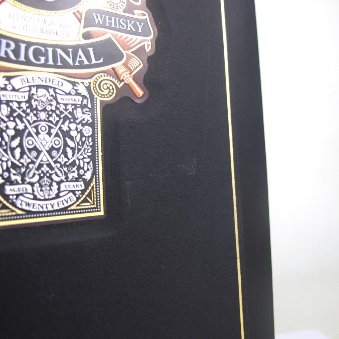 Chivas Regal 25 Year Old 75cl / US Import