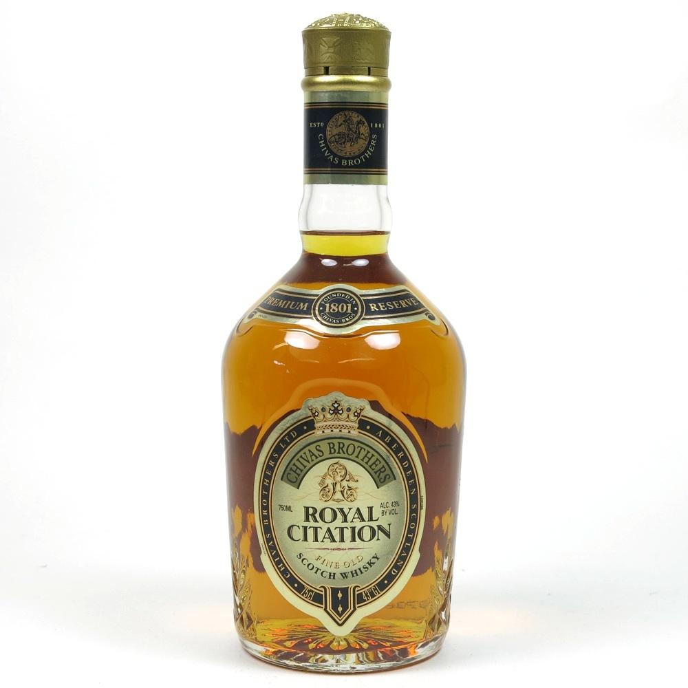 Chivas Brothers Royal Citation 75cl