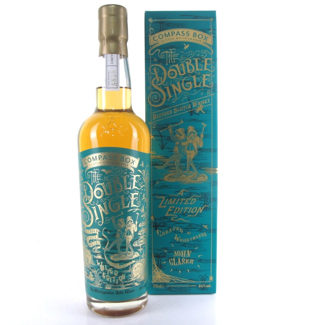 Compass Box Double Single 2017 Release