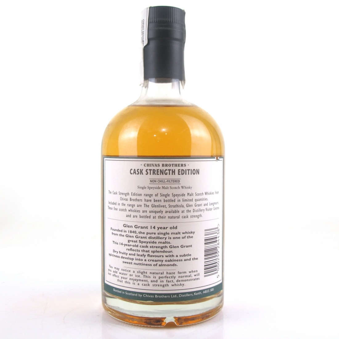 Glen Grant 1990 Cask Strength 14 Year Old / Distillery Exclusive