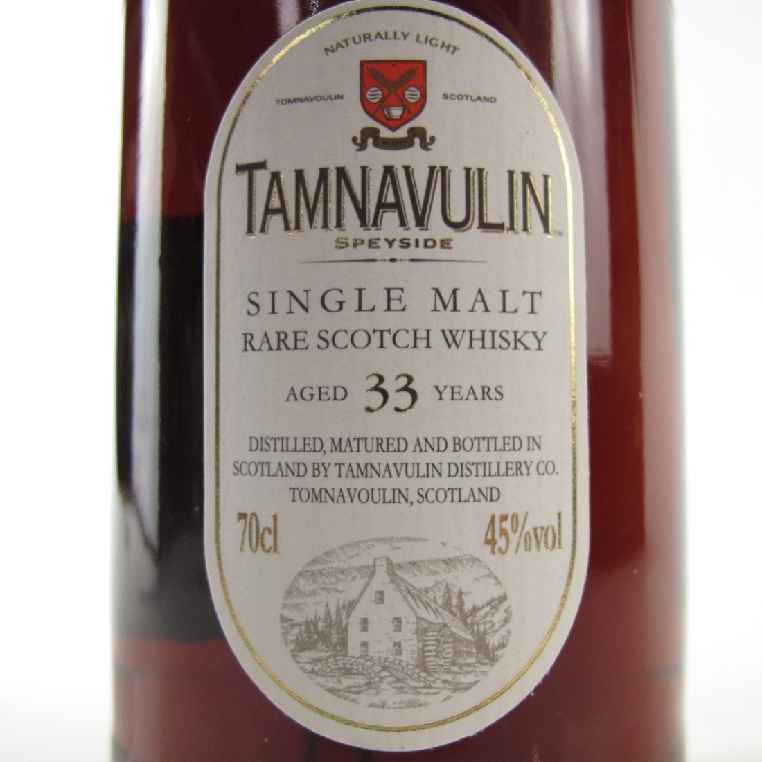 Tamnavulin 33 Year Old Stillman's Dram