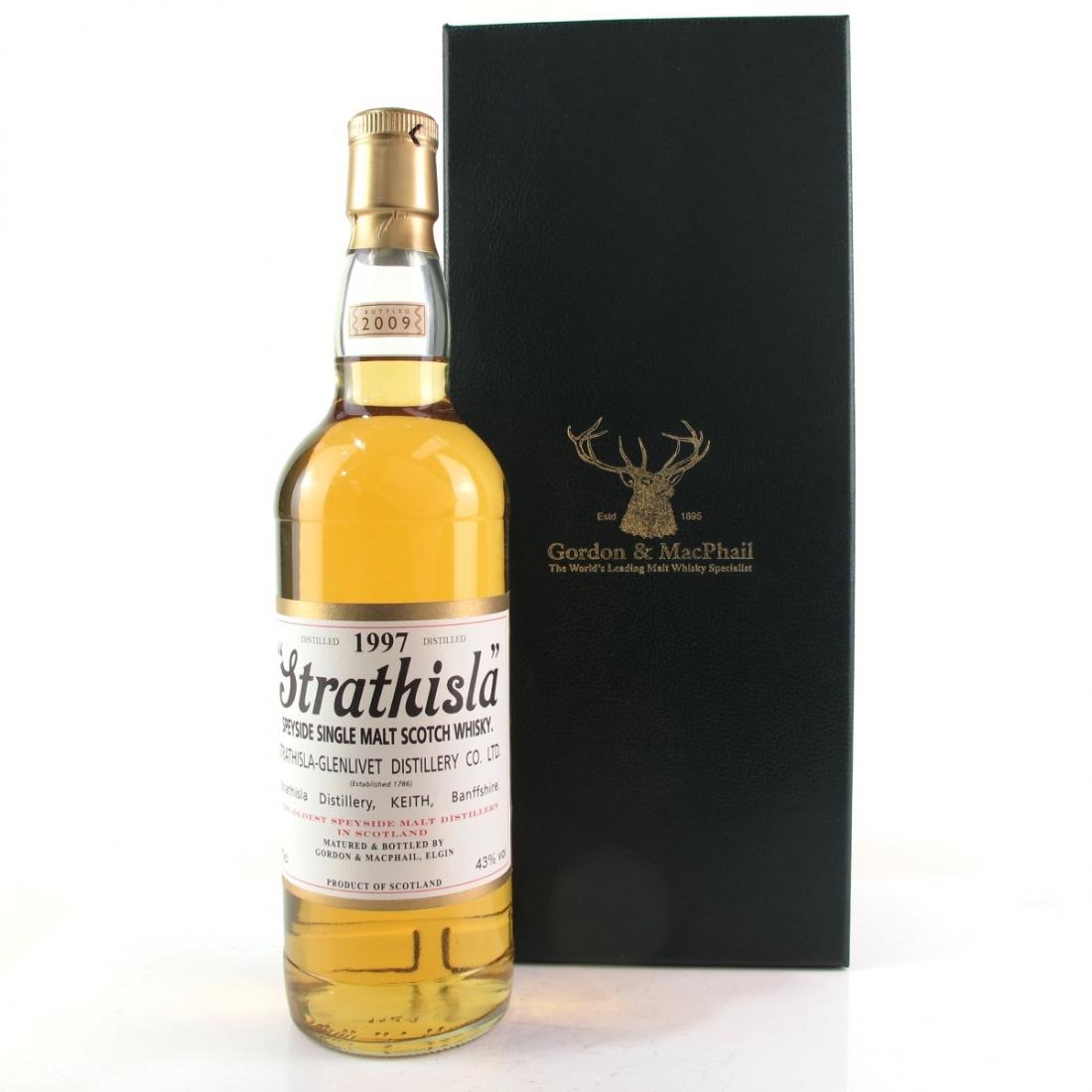 Strathisla 1997 Gordon and MacPhail