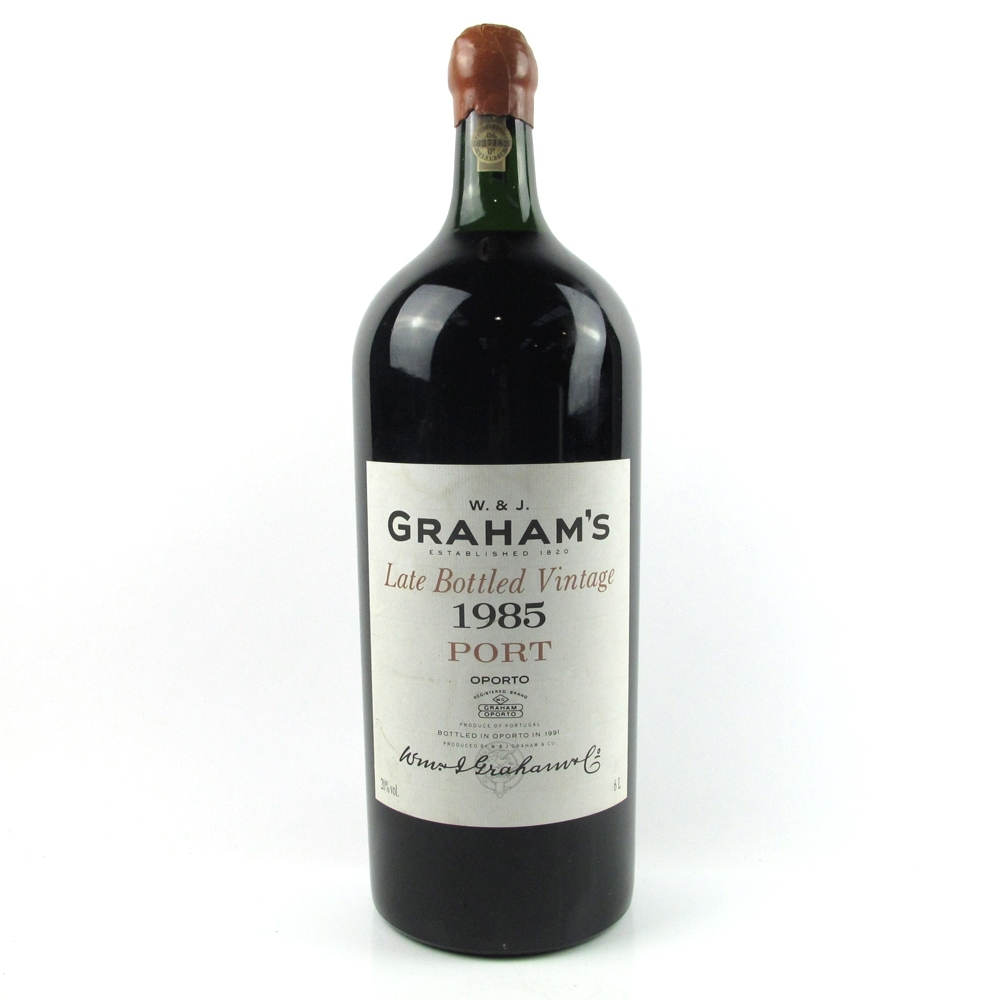 Graham 1985 LBV Port 6 Litre