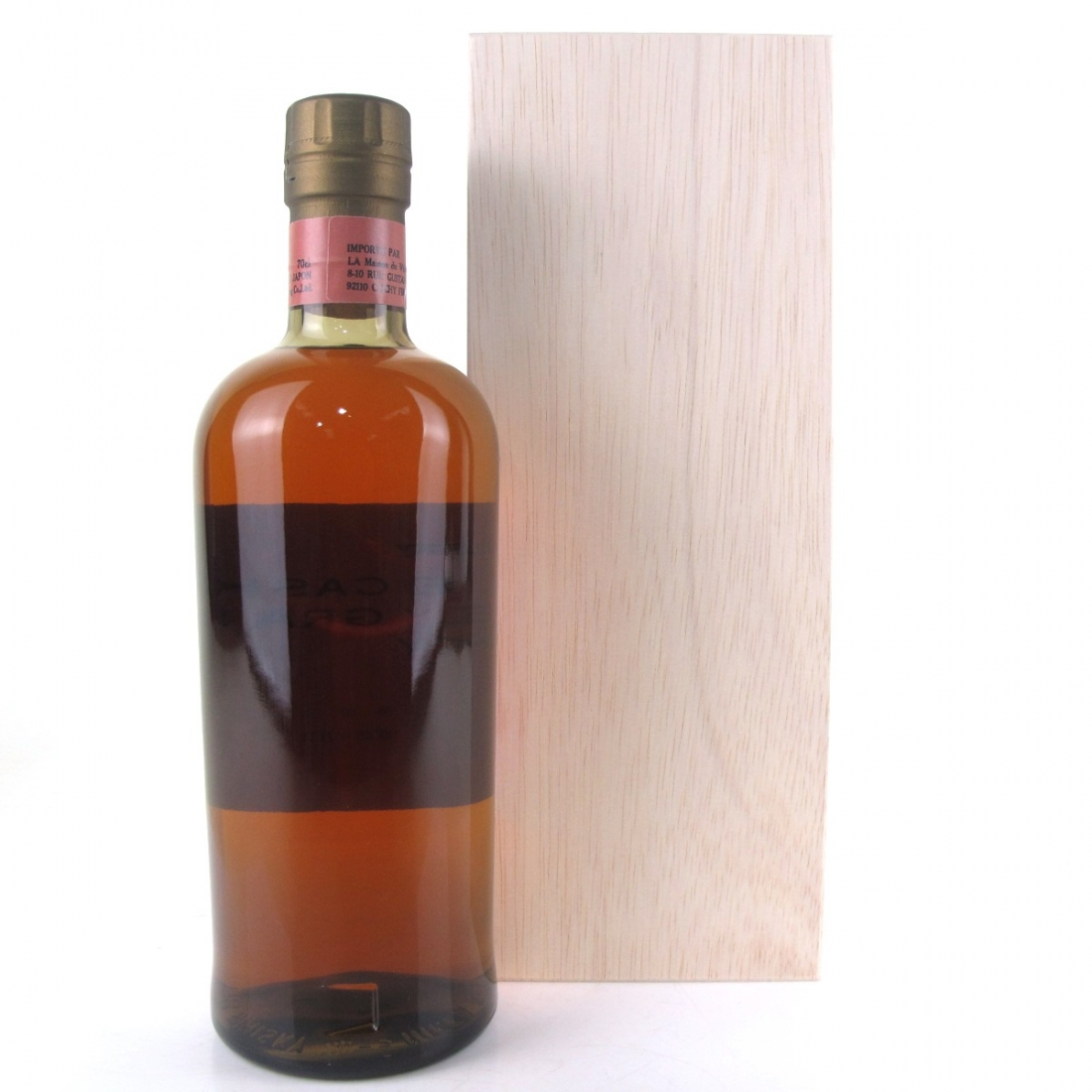 Nikka 1995 Coffey Grain Single Cask #131524 / 60th Anniversary LMdW