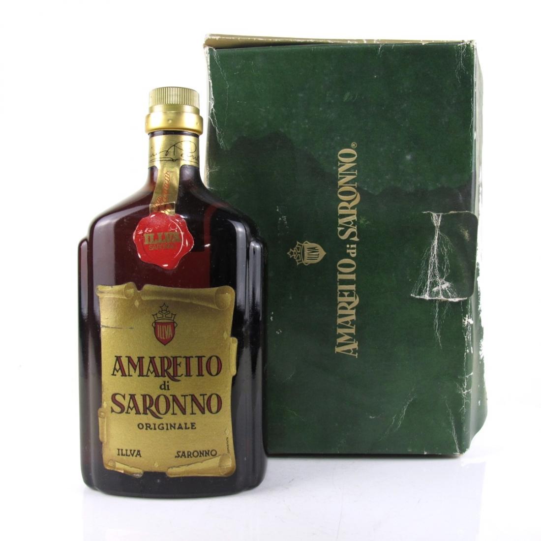 Amaretto di Saronno Originale 1980s