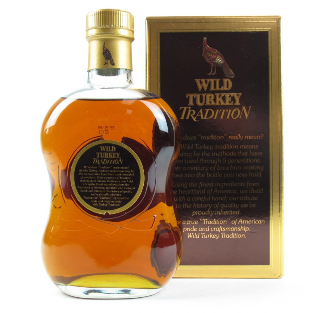 Wild Turkey Tradition 1990s