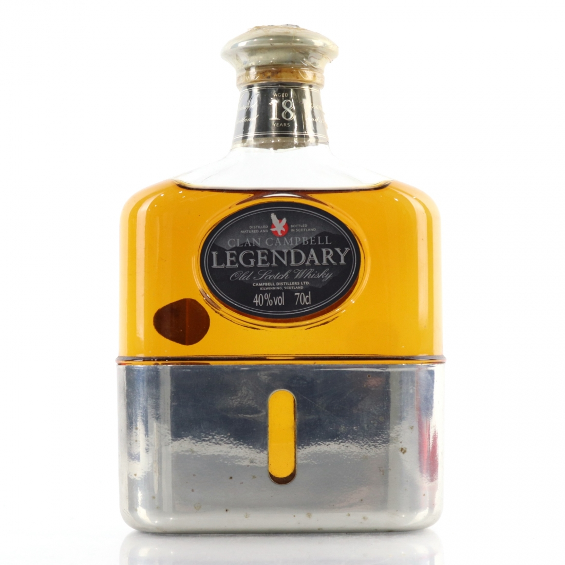 Clan Campbell Legendary 18 Year Old