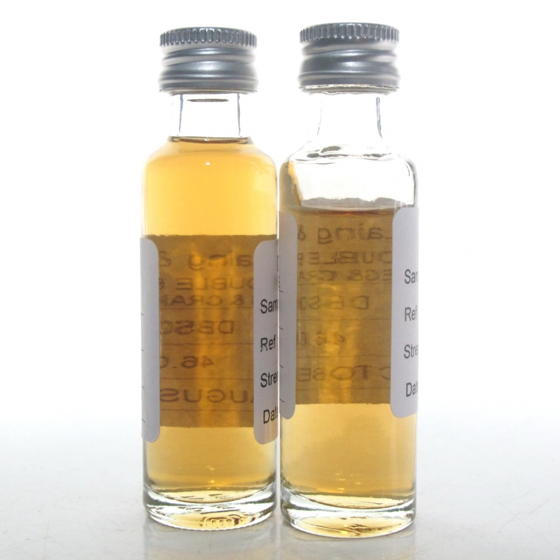 Double Barrel Ardbeg / Craigellachie Douglas Laing 2 x 2cl Sample