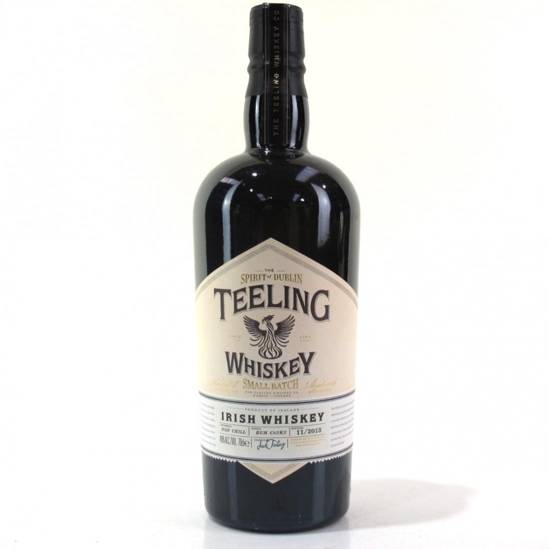 Teeling Small Batch Rum Cask
