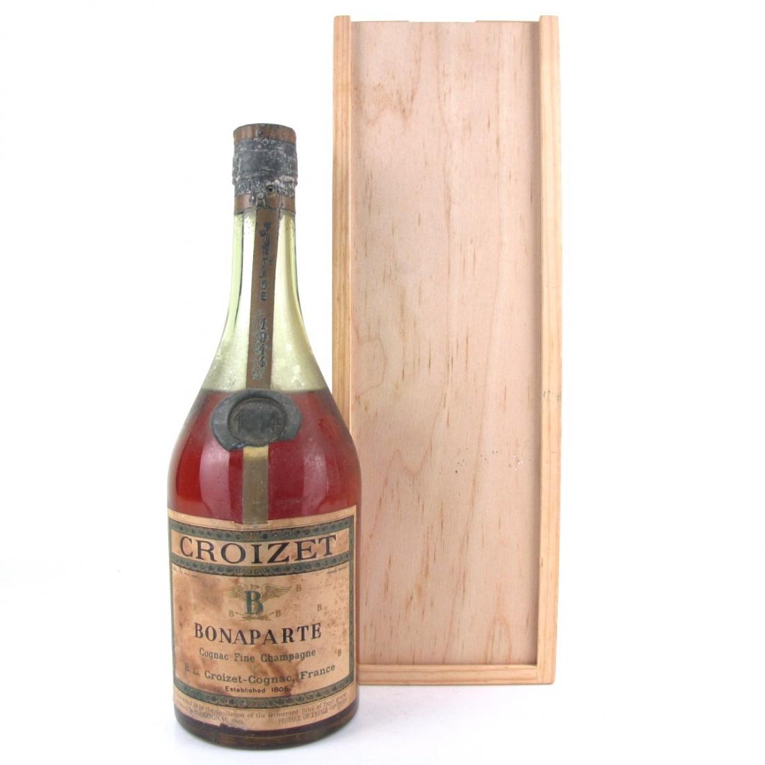 Croizet 1914 Bonaparte 'B' Fine Champagne Cognac