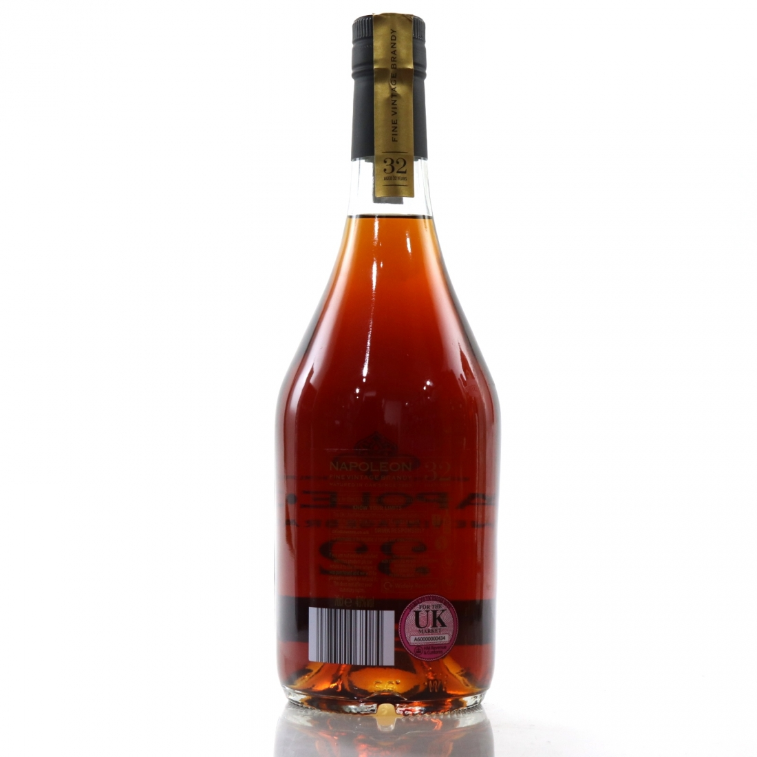 Napoleon 1985 32 Year Old Fine Vintage Brandy