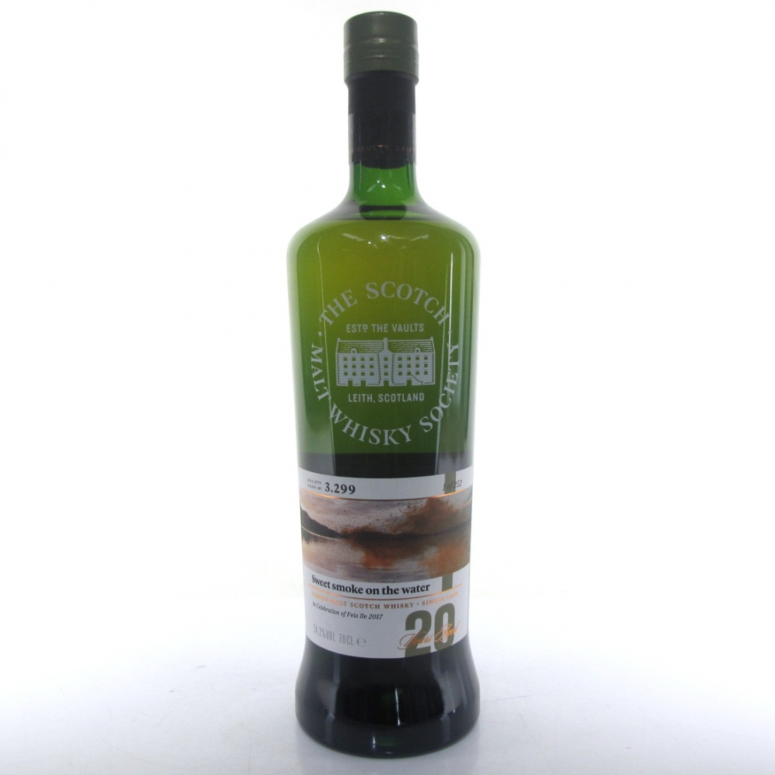 Bowmore 20 Year Old SMWS 3.299 Feis Ile 2017