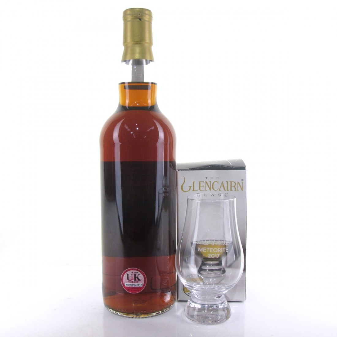Port Charlotte Ralfy.com 12 Year Old Single Cask / Including Glass