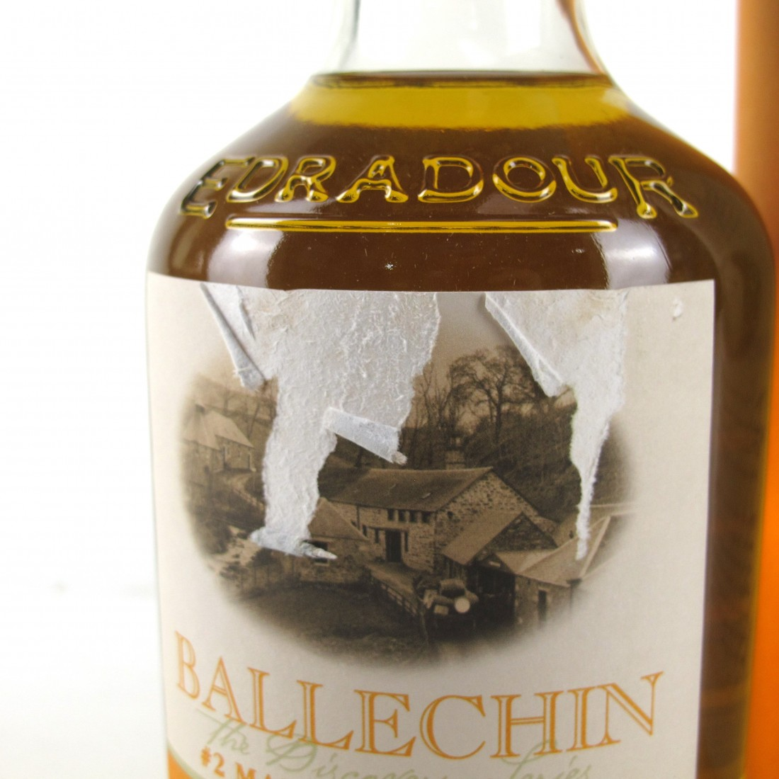 Edradour Ballechin Batch #2 / Madeira Matured