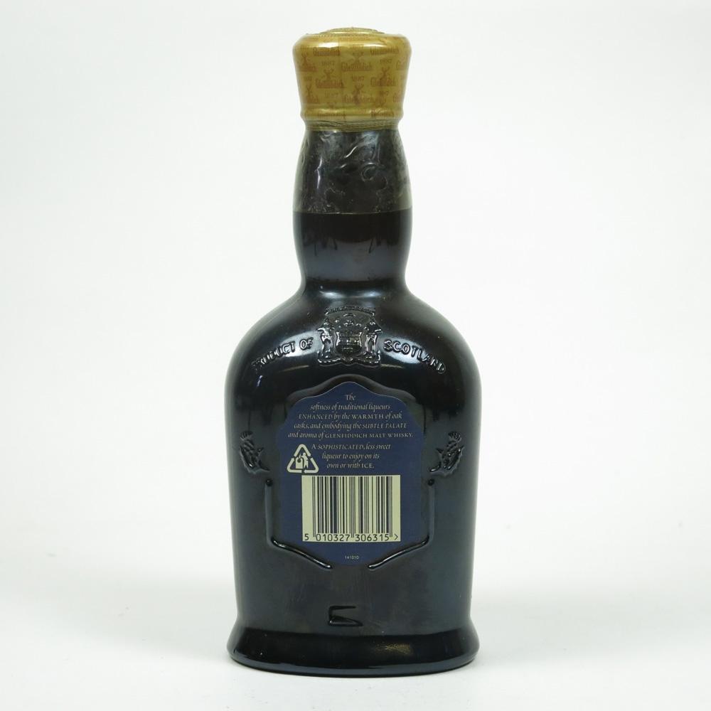 Glenfiddich Malt Whisky Liqueur Back