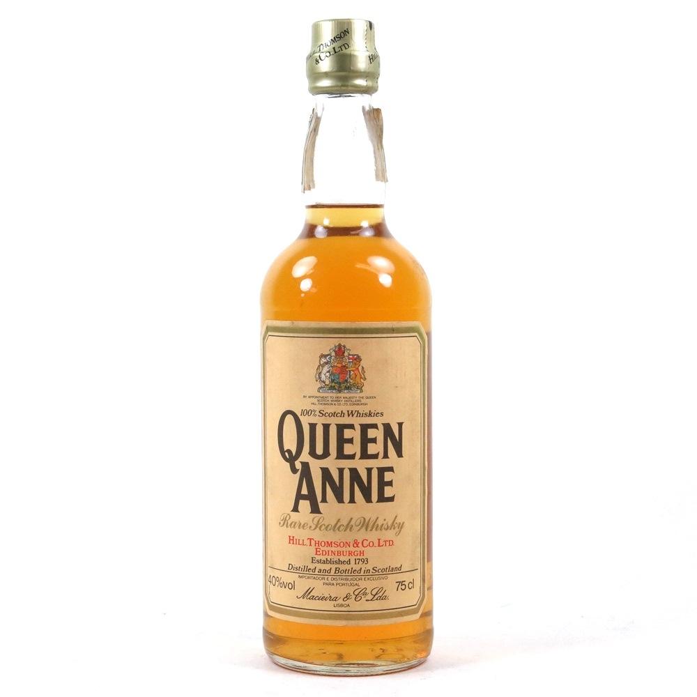 Queen Anne Blend 1980s