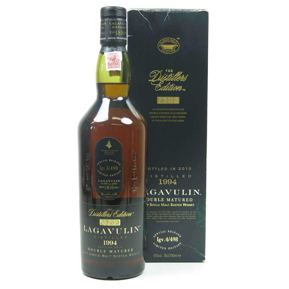 Lagavulin 1994 Distillers Edition