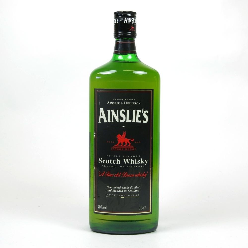 Ainslie's Scotch Whisky 1 Litre