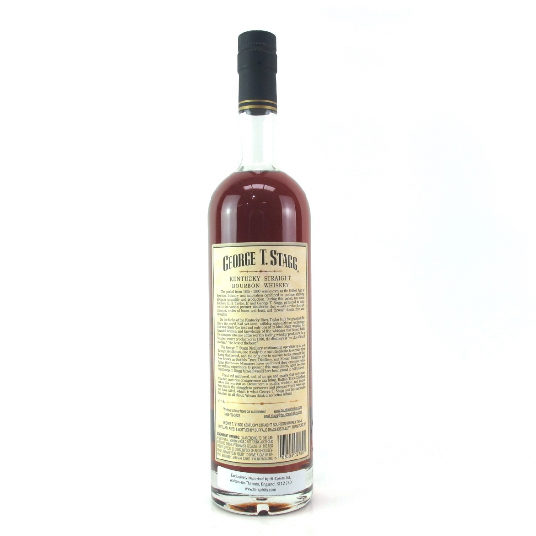 George T Stagg 2016 Release