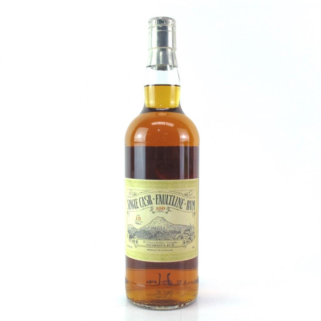 Volcano 15 Year Old Faultline Single Cask Rum 75cl / K&L Wines
